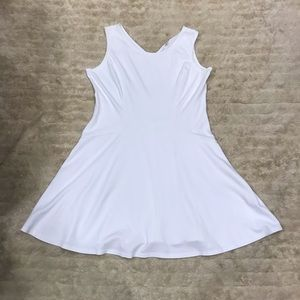 NY and Company fit and flare dress Size XL